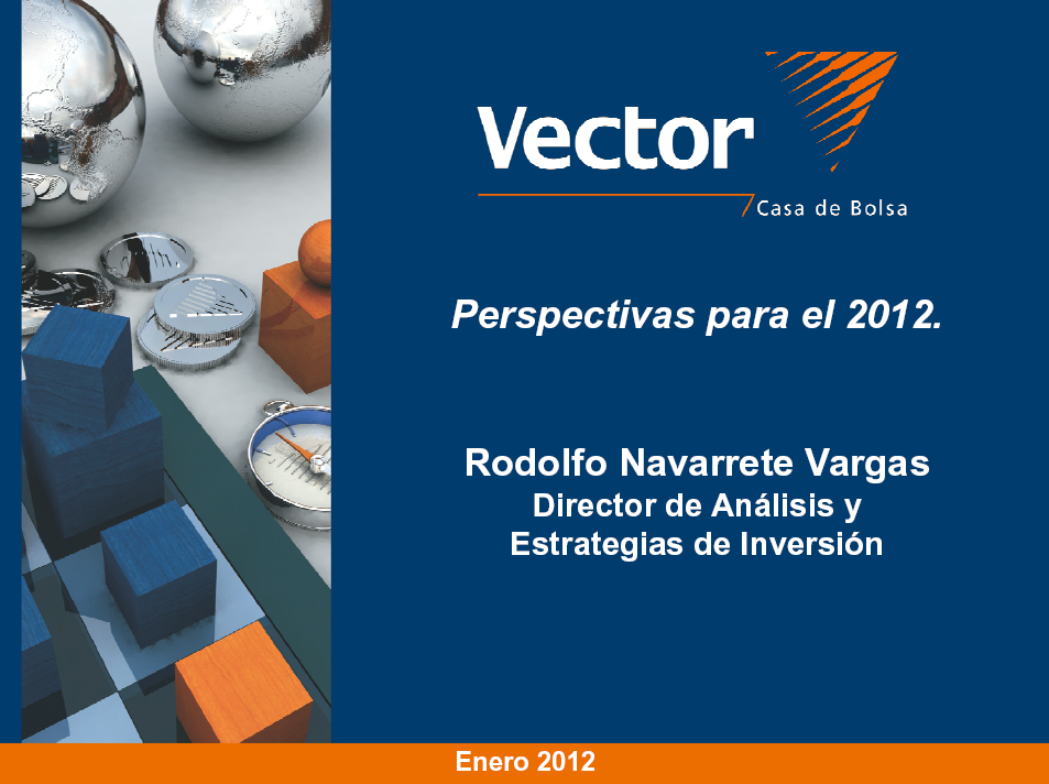 Video:  Perspectivas Vector Analisis 2012