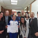 Proyecto Educativo con Fundación Lazos, A.B.P.