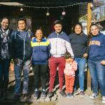 Labores de reconstrucción de hogares a damnificados por los sismos del 2017.